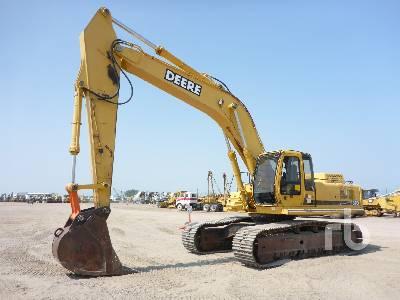 2001 JOHN DEERE 370 Hydraulic Excavator