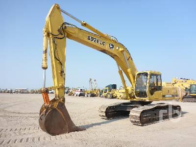 1997 JOHN DEERE 892E LC Hydraulic Excavator