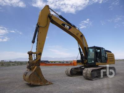 2013 CATERPILLAR 336E L Hydraulic Excavator