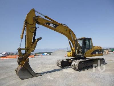2006 CATERPILLAR 320C Hydraulic Excavator