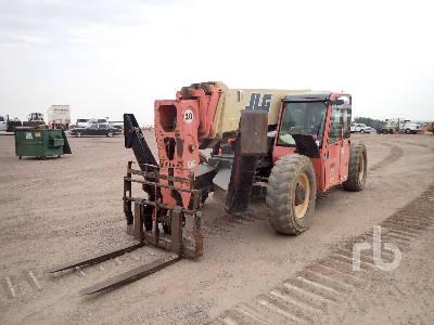 2007 JLG G1055A 10000 Lb 4x4x4 Telescopic Forklift