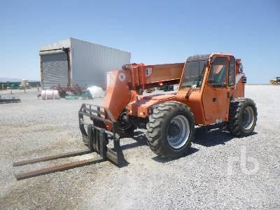 2011 SKYTRAK 8042 8000 Lb 4x4x4 Telescopic Forklift
