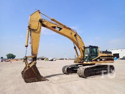 2002 CATERPILLAR 345B Series II Hydraulic Excavator