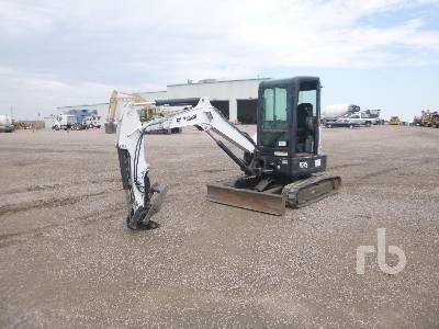 2013 BOBCAT E35 Mini Excavator (1 - 4.9 Tons)