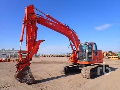 2006 HITACHI ZX225USLC-3 Hydraulic Excavator