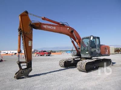 2006 HITACHI ZX200LC-3 Hydraulic Excavator