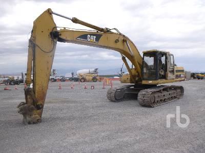 1996 CATERPILLAR 325B Hydraulic Excavator
