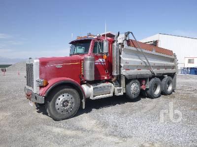 1998 PETERBILT 378 Dump Truck (Tri/A)