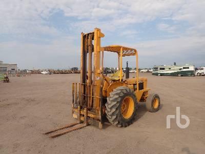 1971 JOHN DEERE 480 5000 Lb Rough Terrain Forklift