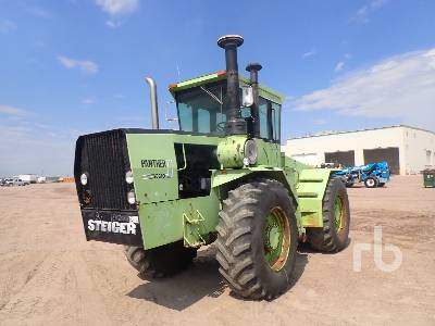1978 STEIGER 310 PANTHER 4WD Tractor