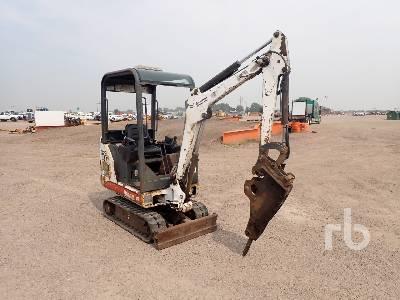 2002 BOBCAT 322 Mini Excavator (1 - 4.9 Tons)