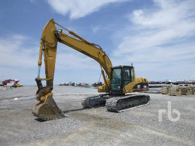 2007 CATERPILLAR 320CL Hydraulic Excavator