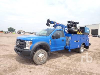 2019 FORD F550 XL 2wd Service Truck