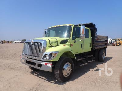 2014 INTERNATIONAL 7300 Workstar Dump Truck (S/A)