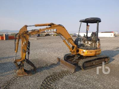 2006 CASE CX36B ZTS Mini Excavator (1 - 4.9 Tons)