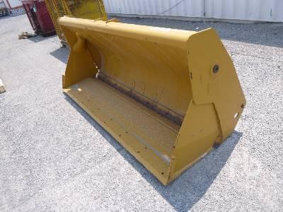 CATERPILLAR 90 In. Hydraulic 4-in-1 Loader Backhoe Bucket