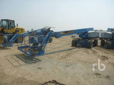 2010 GENIE S85 4x4 Boom Lift Parts/Stationary Construction-Other