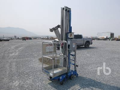 2010 GENIE AWP36S Electric Personnel Boom Lift