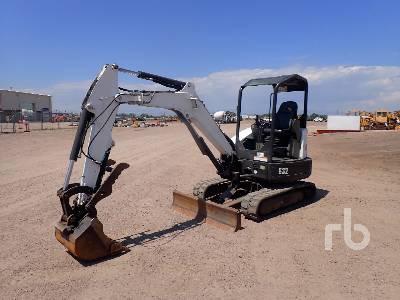 2013 BOBCAT E32 Mini Excavator (1 - 4.9 Tons)
