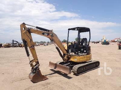 CATERPILLAR 303.5E CR Mini Excavator (1 - 4.9 Tons)