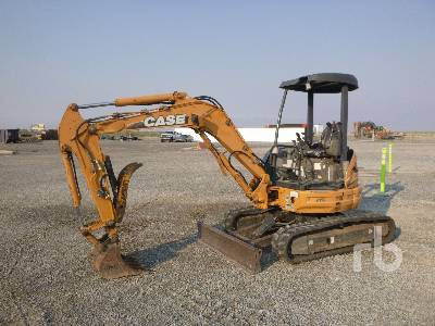 2012 CASE CX36B ZTS Mini Excavator (1 - 4.9 Tons)