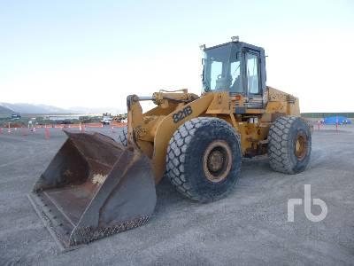 1997 CASE 821B Wheel Loader