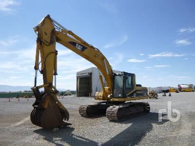1998 CATERPILLAR 325B Hydraulic Excavator