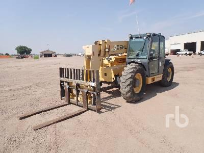 2011 GEHL DL1240H 12000 Lb 4x4x4 Telescopic Forklift