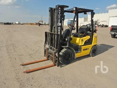 2012 HYUNDAI 25L-7A 4220 Lb Forklift
