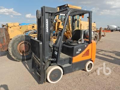 2012 DOOSAN GC30P-5 5150 Lb Forklift