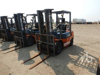 HELI CPYD25-TY5 4x4 Forklift Parts/Stationary Construction-Other