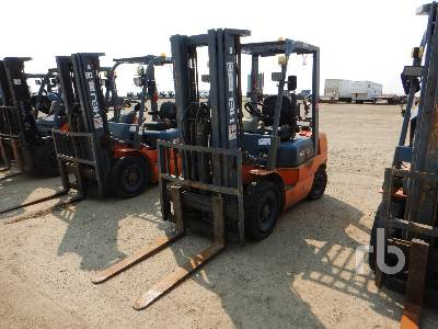 HELI CPYD25 TY2 4x4 Forklift Parts/Stationary Construction-Other