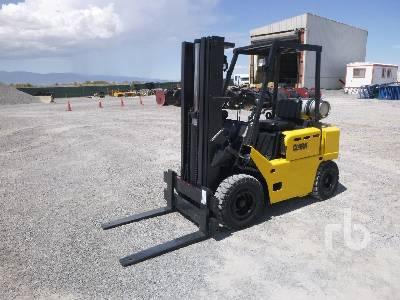CLARK C500Y-50 5000 Lb Forklift