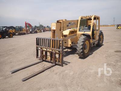 2000 GEHL DL8H 8000 Lb 4x4x4 Telescopic Forklift