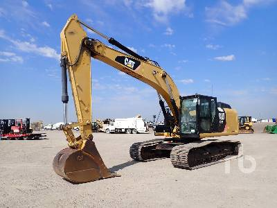 2012 CATERPILLAR 329EL L Hydraulic Excavator