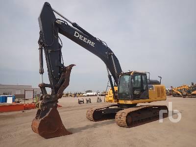 2017 JOHN DEERE 250GLC Hydraulic Excavator