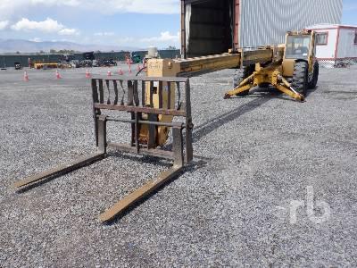 2000 GEHL DL8L 8000 Lb 4x4x4 Telescopic Forklift