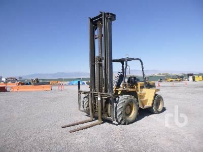 EAGLE-PICHER Rough Terrain Forklift