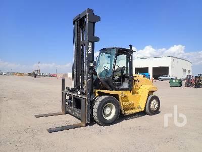 2002 YALE GDP210 17900 Lb Forklift