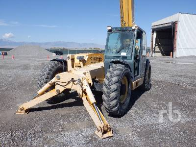 2008 GEHL DL1155H 11000 Lb 4x4x4 Telescopic Forklift