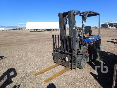 2010 CROWN FC 4500 Ride On Electric Forklift