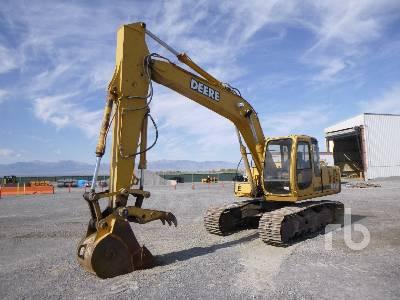 2002 JOHN DEERE 160D LC Hydraulic Excavator