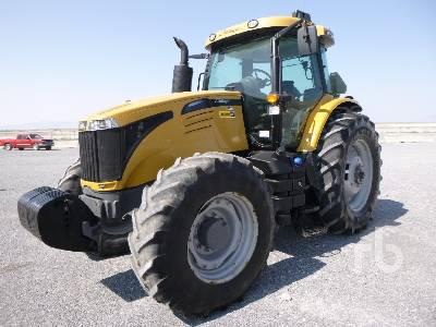 2013 CHALLENGER MT555D MFWD Tractor
