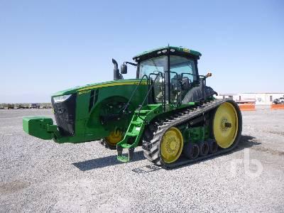 2015 JOHN DEERE 8370RT 370hp, Rear PTO Speed 1000 Track Tractor
