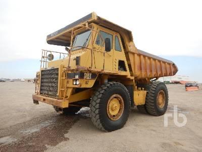 1985 CATERPILLAR 769C Rock Truck