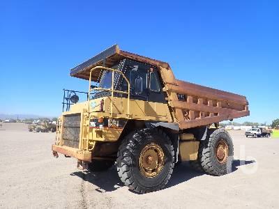 1990 CATERPILLAR 769C 4x4 Rock Truck