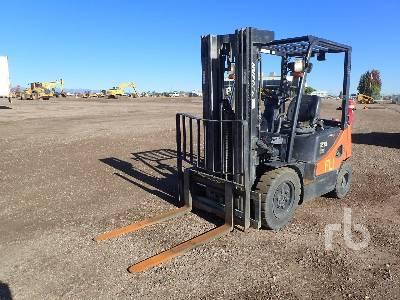 DOOSAN 4600 Lb Forklift