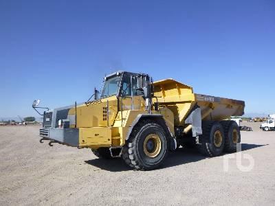 2006 KOMATSU HM400-2 Galeo 6x6 Articulated Dump Truck