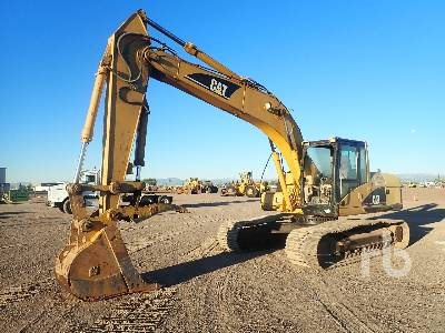 2000 CATERPILLAR 320CL Hydraulic Excavator
