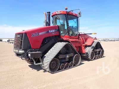 2009 CASE IH 535S Quadtrac Track Tractor